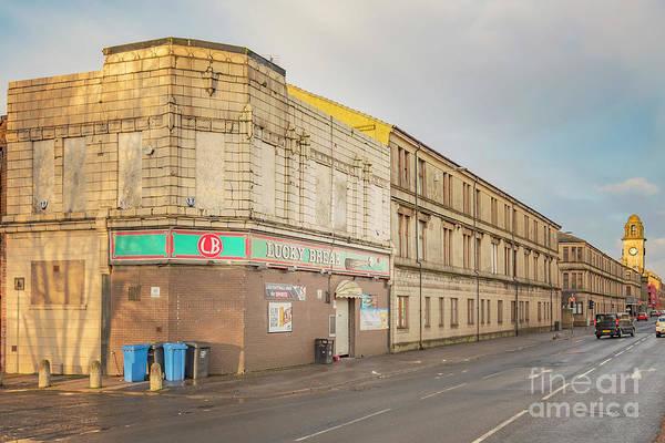Wall Art - Photograph - Clydebank Dumbarton Road by Antony McAulay