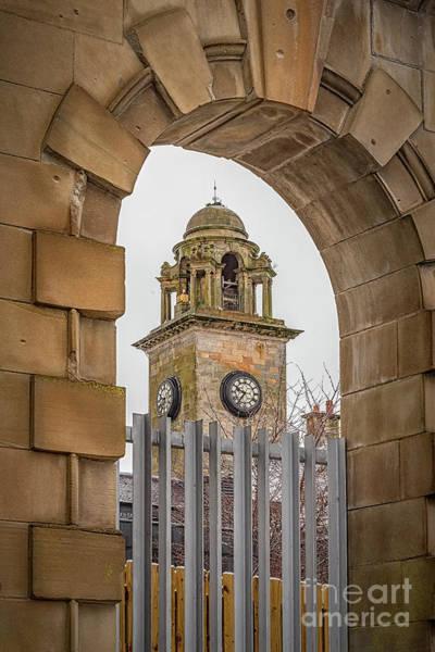 Wall Art - Photograph - Clydebank Town Hall by Antony McAulay