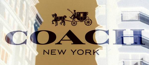 Photograph - Coach New York Sign by Marianna Mills