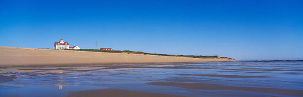Coast Guard House Photograph - Coast Guard Beach Cape Cod National by Panoramic Images