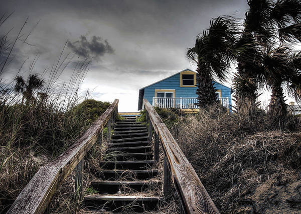 Ormond Beach Photograph - Coast by Jim Hill