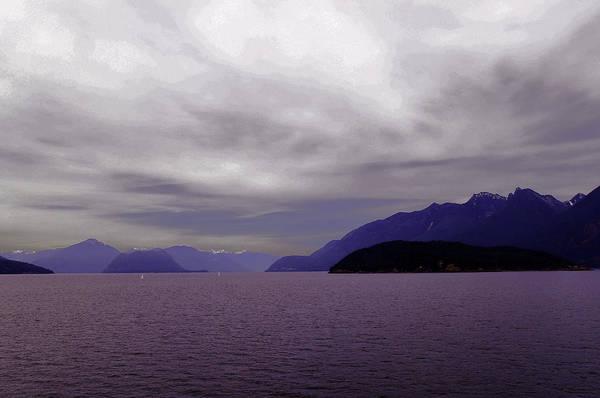 Wall Art - Photograph - Coast Of British Columbia by Jeff Swan