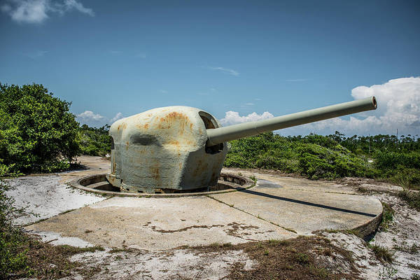 Wall Art - Photograph - Coastal Artillery  by Paul Freidlund