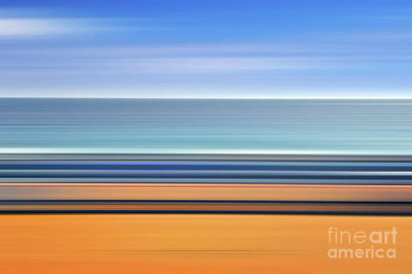 Wall Art - Photograph - Coastal Horizon 1 by Delphimages Photo Creations