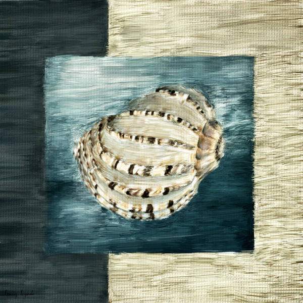 Cottage Style Wall Art - Digital Art - Coastal Jewel by Lourry Legarde