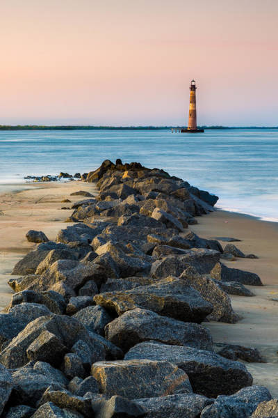 Wall Art - Photograph - Coastal Lighthouse  by Drew Castelhano