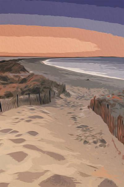 Painting - Coastal Paradise by Andrea Mazzocchetti