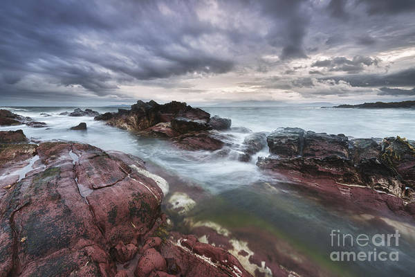 Ayrshire Photograph - Coastal Storm 2 by Rod McLean