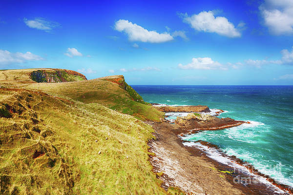 Wall Art - Photograph - Coastal View  by MotHaiBaPhoto Prints