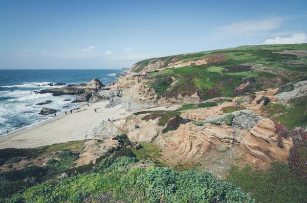 Photograph - Coastal Views At Bodega Bay by Margaret Pitcher