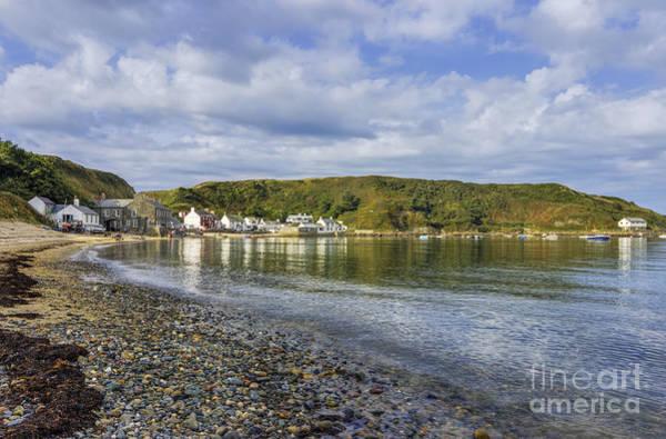 Photograph - Coastal Village by Ian Mitchell