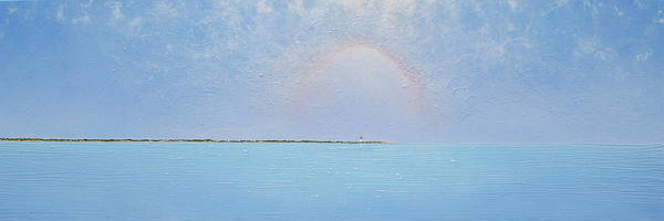 Painting - Coasting Into Lavender by Jaison Cianelli