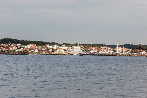 Coastline At Molle In Sweden Art Print