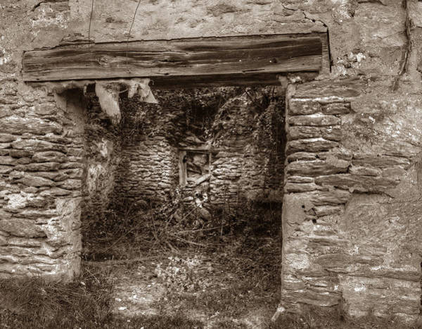 Photograph - Coatesville Ruins 2 by Michael Kirk