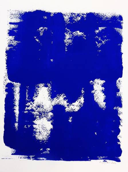 Painting - Cobalt Blue by Cristina Stefan