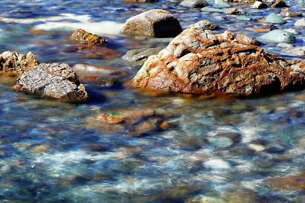 Photograph - Cobble Blue by Nicholas Blackwell