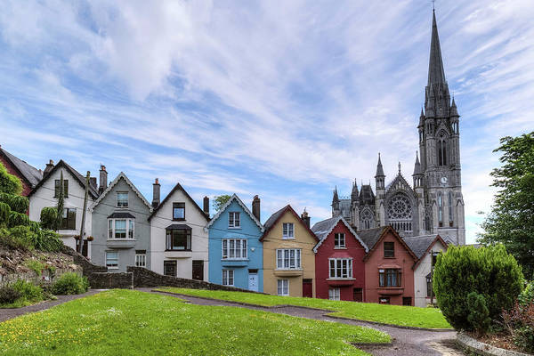 County Cork Wall Art - Photograph - Cobh - Ireland by Joana Kruse