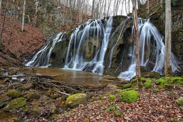 Photograph - Cobweb Falls by Chris Berrier