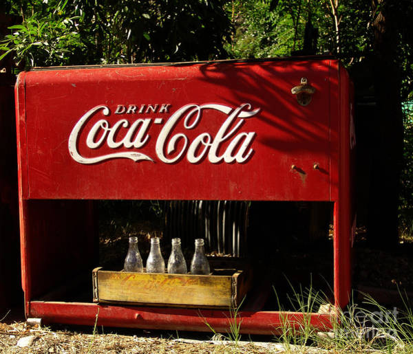 Coca Cola Photograph - Coca-cola by Carol Milisen