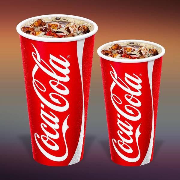 Digital Art - Coca Cola  by Movie Poster Prints