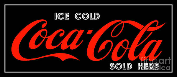 Pemberton Photograph - Coca Cola Sold Here 7 The Thirst Quencher Art by Reid Callaway