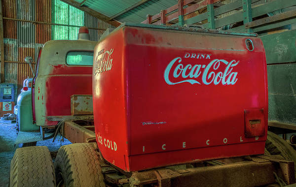 Photograph - Coca Cola To Go by Jerry Gammon