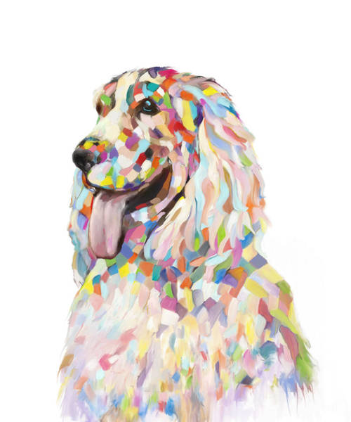 Painting - Cocker Spaniel Painting by Portraits By NC