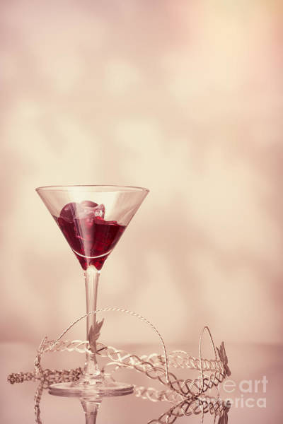 Wall Art - Photograph - Cocktail by Amanda Elwell