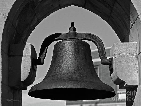 Photograph - Coe College Victory Bell by University Icons