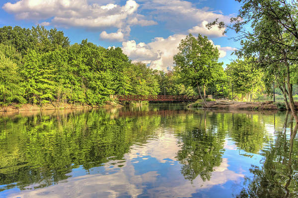 Photograph - Coe Lake by Brent Durken