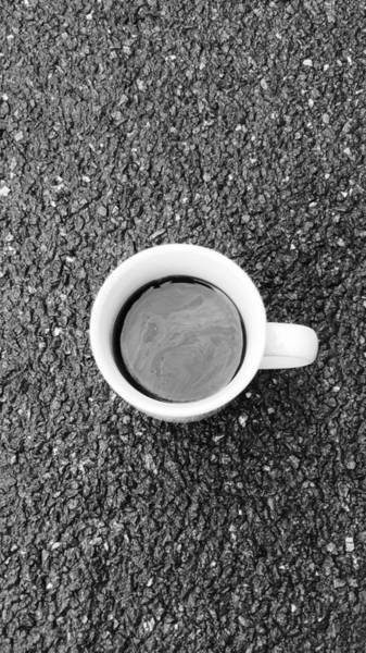Strong Wall Art - Photograph - Coffe On The Go Part 2 by Andre Brands