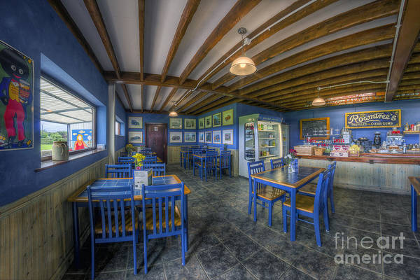 Photograph - Coffee Cafe by Ian Mitchell