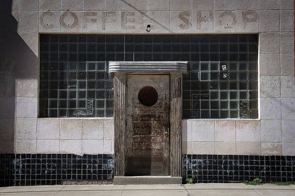 Photograph - Coffee Shop by Bud Simpson