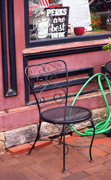 Photograph - Jonesborough Tennessee - Coffee Shop by Frank Romeo