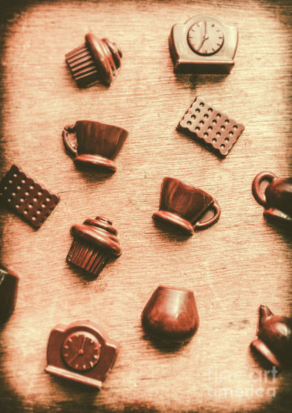Chocolate Wall Art - Photograph - Coffee Shop Iconography  by Jorgo Photography - Wall Art Gallery