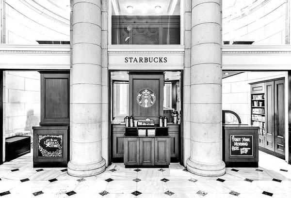 Photograph - Coffee Shop by Ryan Wyckoff