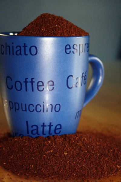 Photograph - Coffee Straight Up  by Cathy Beharriell
