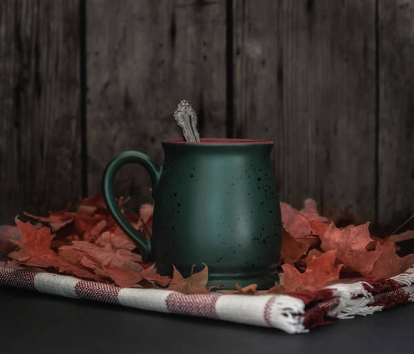 Photograph - Coffee, Tea And Autumn by Kim Hojnacki