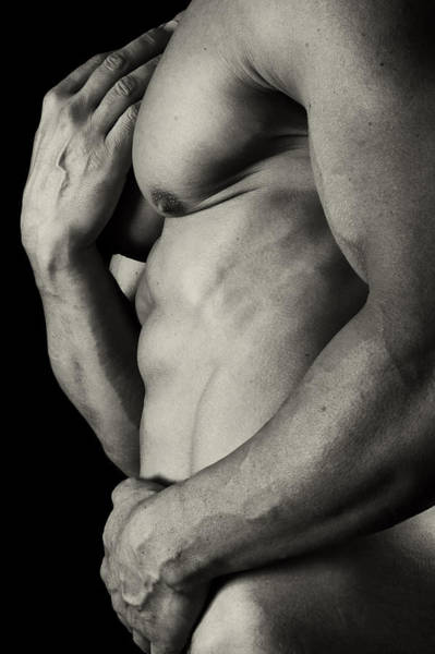Physique Photograph - Coffee by Thomas Mitchell