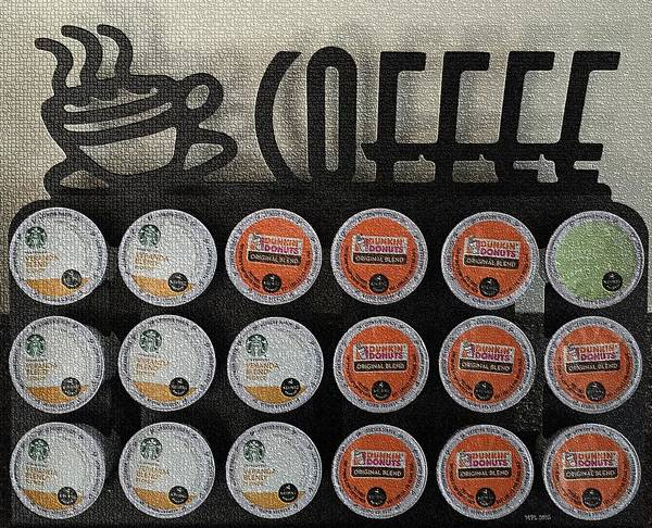 Photograph - Coffee Time, Anyone? by Marian Palucci-Lonzetta