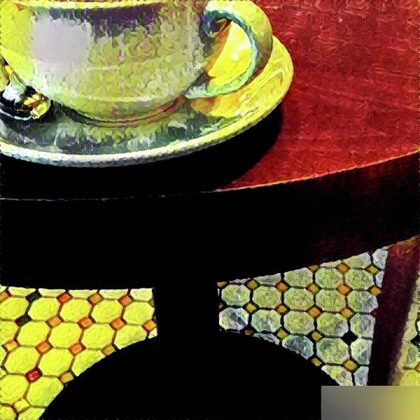 Photograph - Coffee Time by Cherylene Henderson