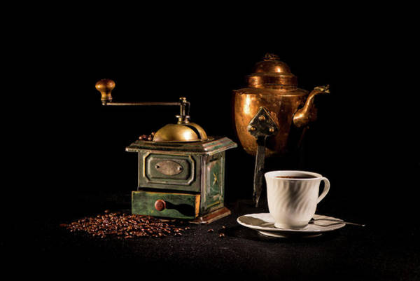 Photograph - Coffee-time by Torbjorn Swenelius