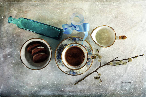 Photograph - Coffee View by Randi Grace Nilsberg