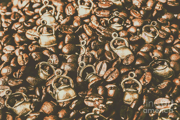 Beverage Photograph - Coffeehouse Roast by Jorgo Photography - Wall Art Gallery