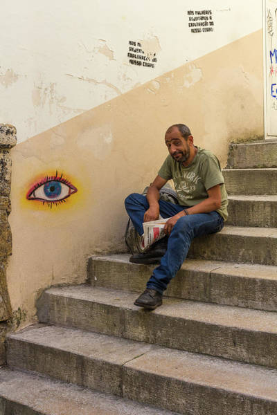 Photograph - Coimbra  Local  by Patricia Schaefer