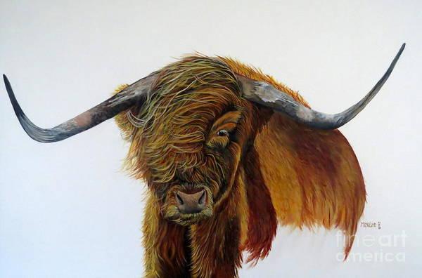 Wall Art - Painting - Coinneach  by Marilyn McNish