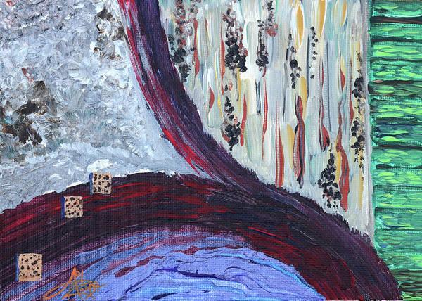 Novelties Painting - Coke Zero by April Zaidi