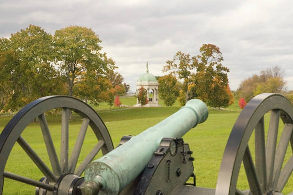 Photograph - Col. Stephen Lee's Battery by Mick Burkey