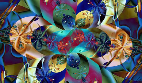 Color Burst Digital Art - Colburst by Lauren Goia