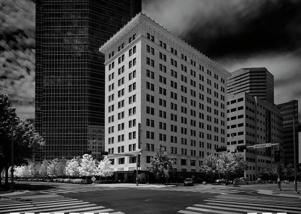 Luxury Hotel Photograph - Colcord by Ricky Barnard